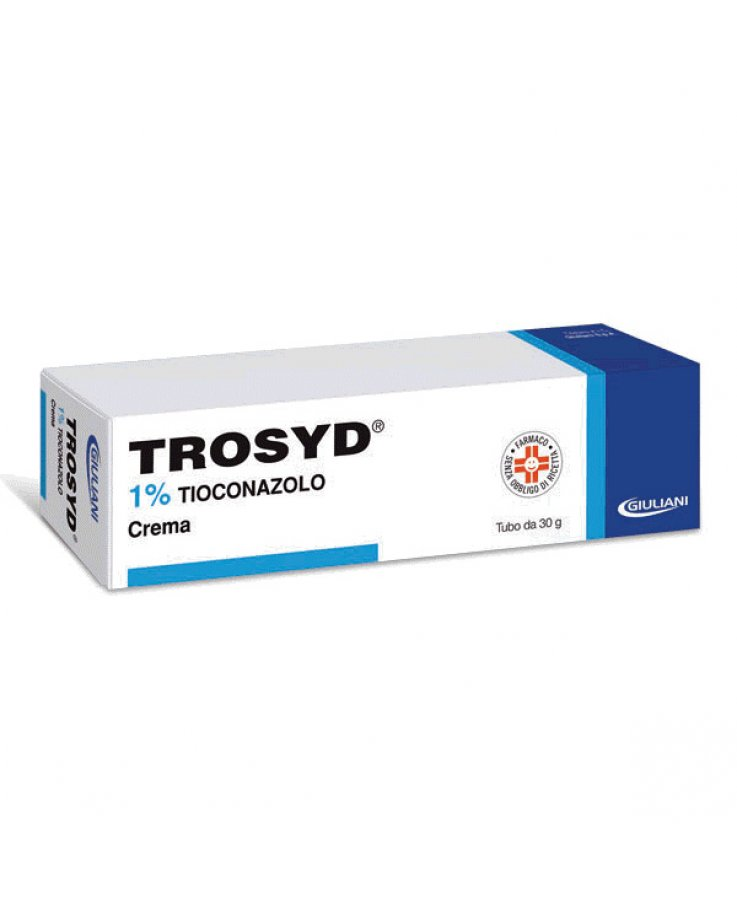 Trosyd Crema Dermatologica 30g 1%