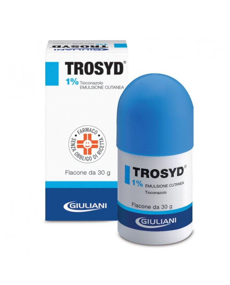Trosyd Emulsione Cutanea 30g 1%
