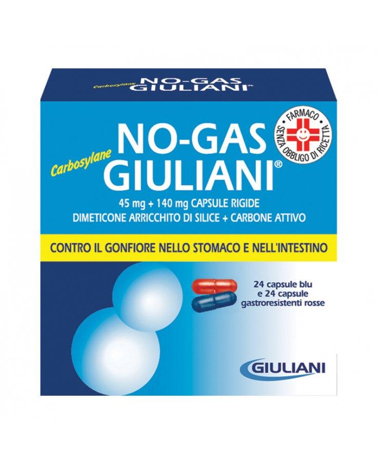 Nogas Giul.carbosylane*48cps