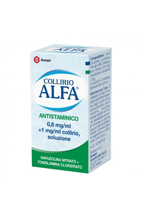 Collirio Alfa Antistaminico 10ml