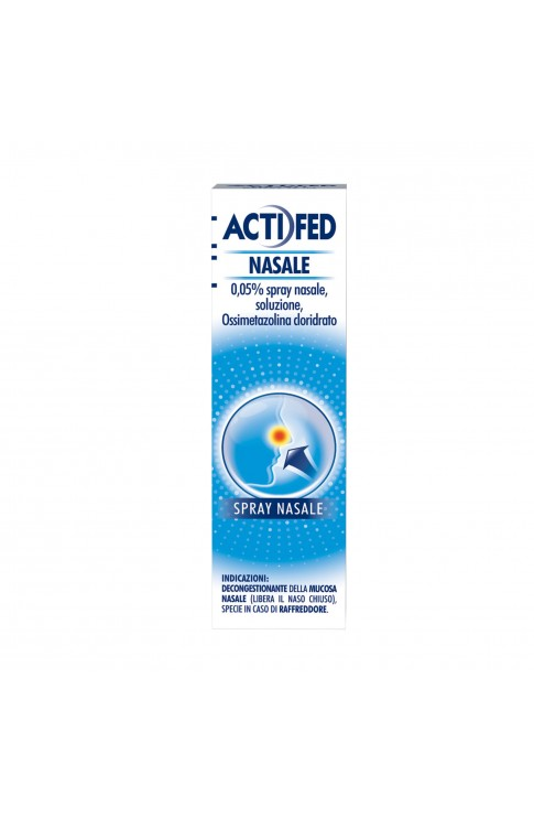 Actifed Nasale*spray Nas 15ml