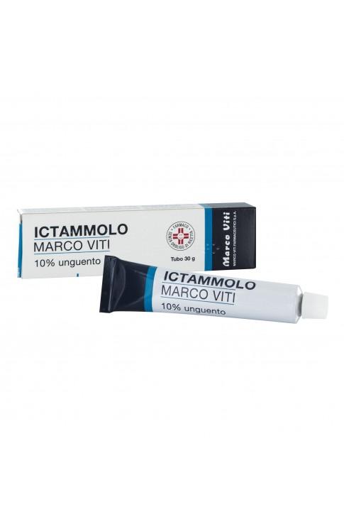 Ictammolo Mv*10% Ung 30g
