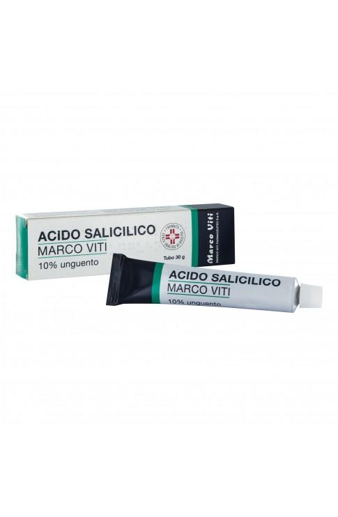 Acido Salicilico Mv * 10 % Unguento 30 g