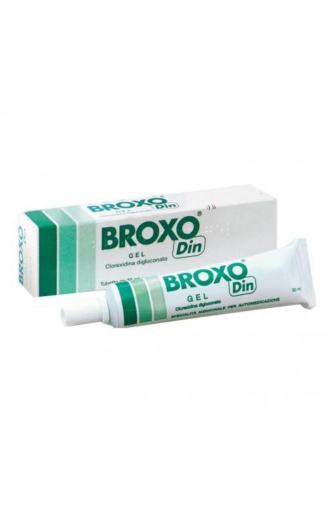 Broxodin*gel Gengiv 30ml 0,2%