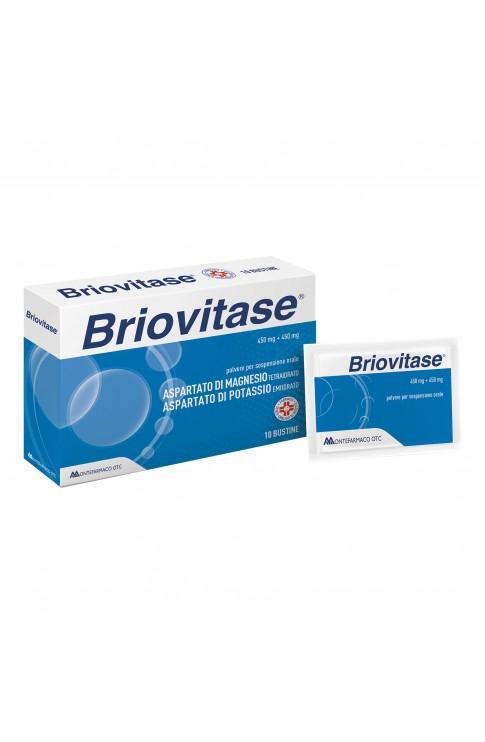 Briovitase 10 Bustine  450mg+450mg