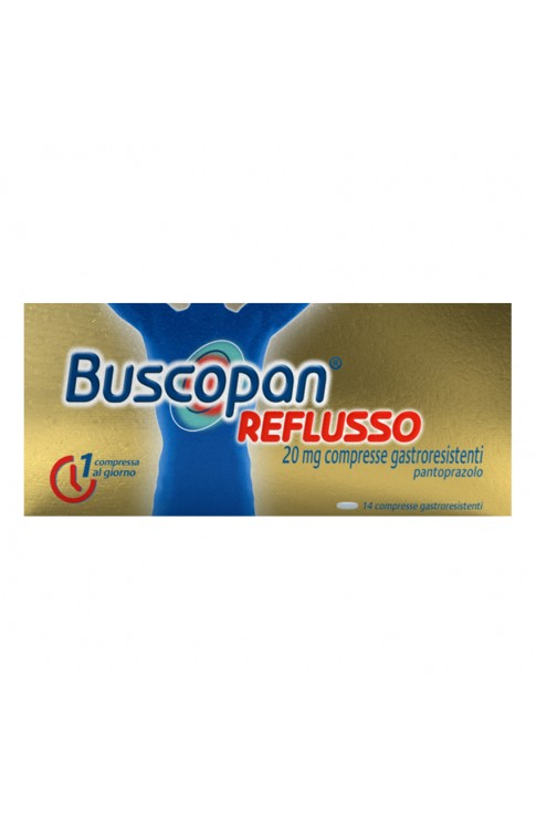 Buscopan Reflusso 14Compresse 20mg