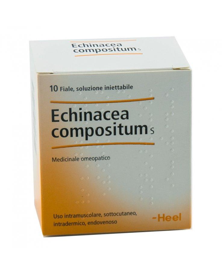 Echinacea Compositum S 10 Fiale 2,2ml Heel