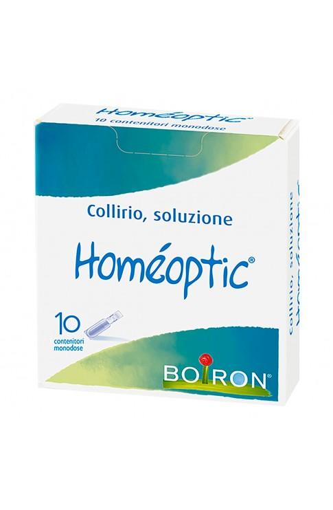 BOIRON HOMEOPTIC Collirio 10 Fiale 0,4 ml