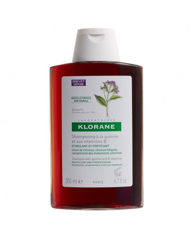 Klorane Shampoo Chinina Vit B