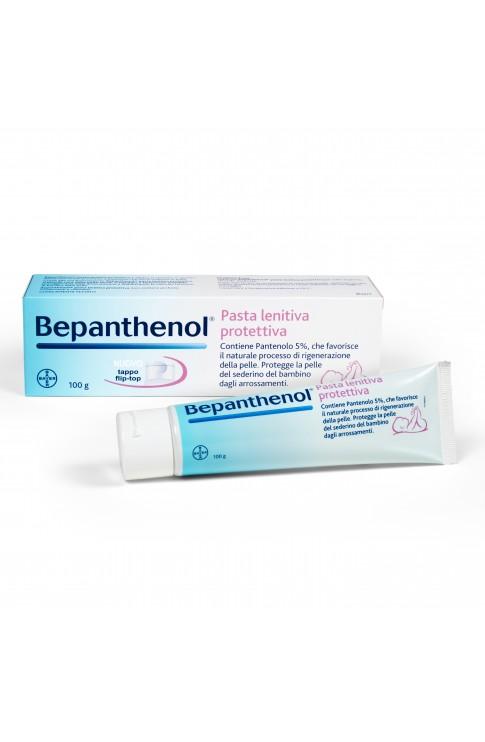 Bepanthenol Pasta Lenitiva Protettiva 100 gr