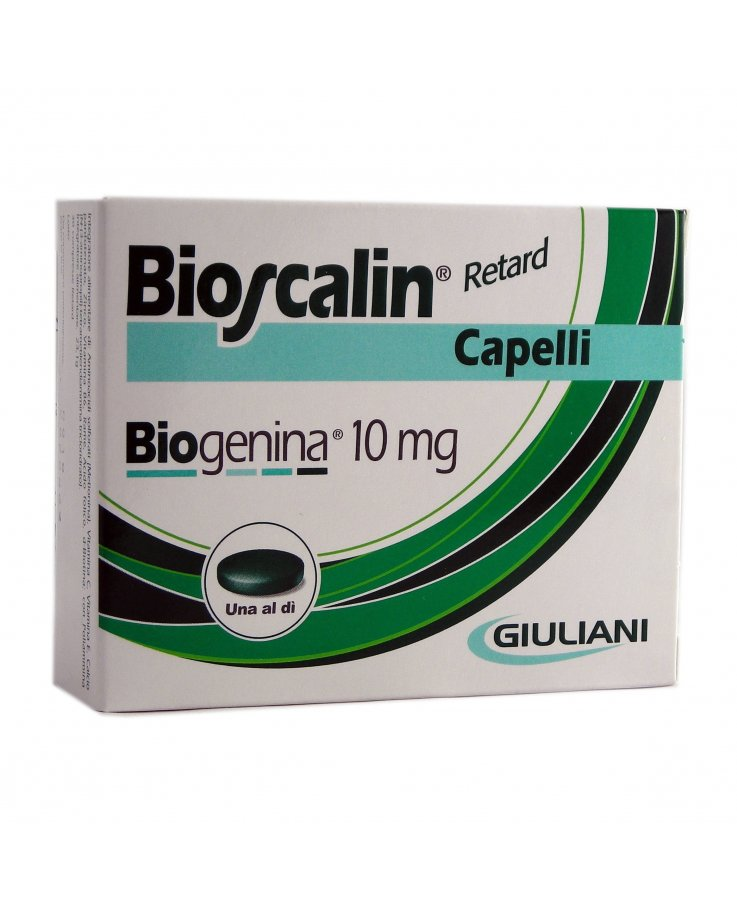 Bioscalin Biogenina Retard 30