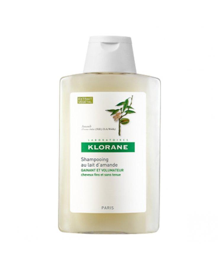 Klorane Shampoo Latte Mandorla