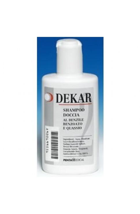 Dekar 2 Shampoo Pidocchi 125ml