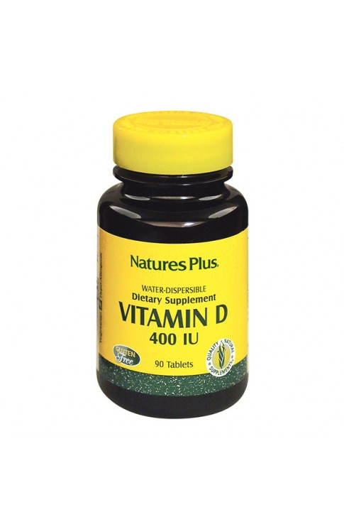 Vitamina D 400 UI Idrosolubile 90 Tavolette