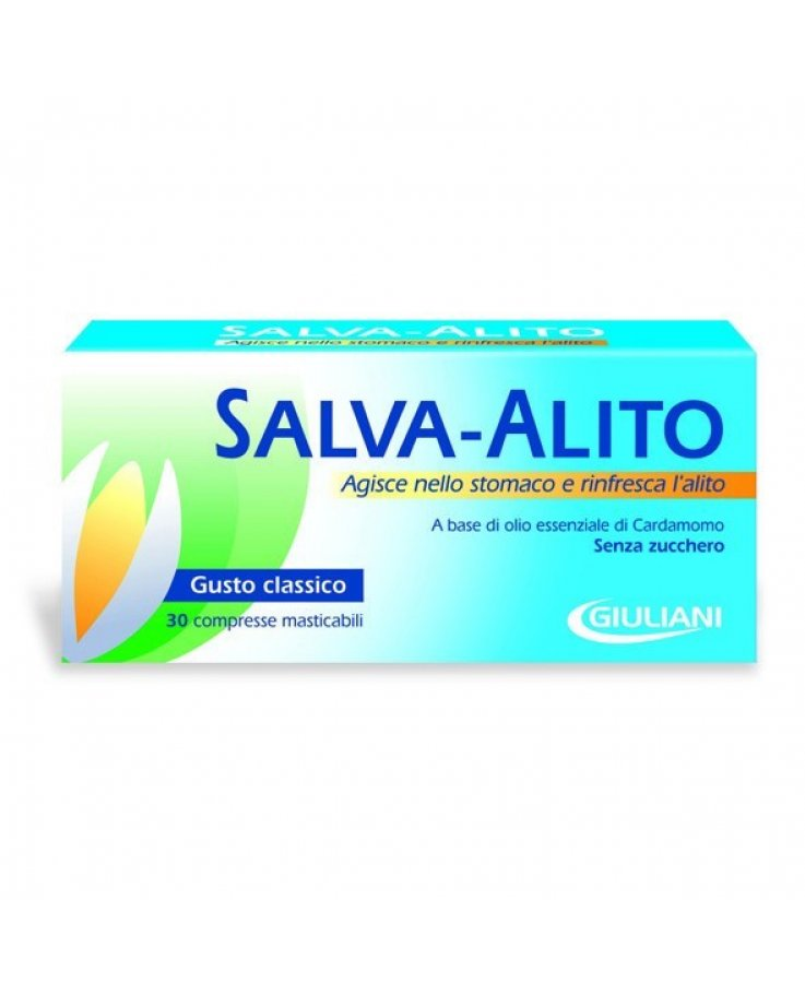 Salva Alito Giuliani 30 Compresse