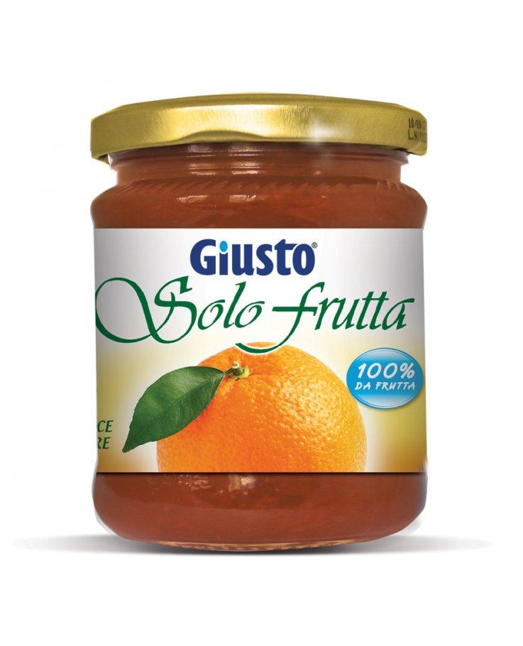 Giusto Solo Frutta Marmellata Arancia