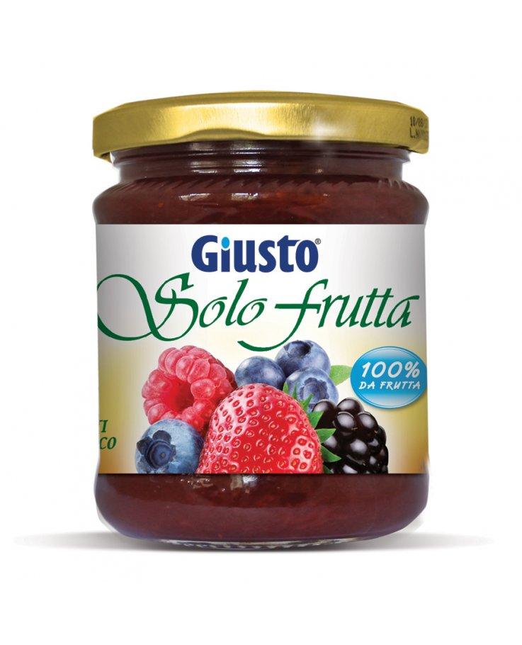 Giusto Solo Frutta Marmellata Frutta