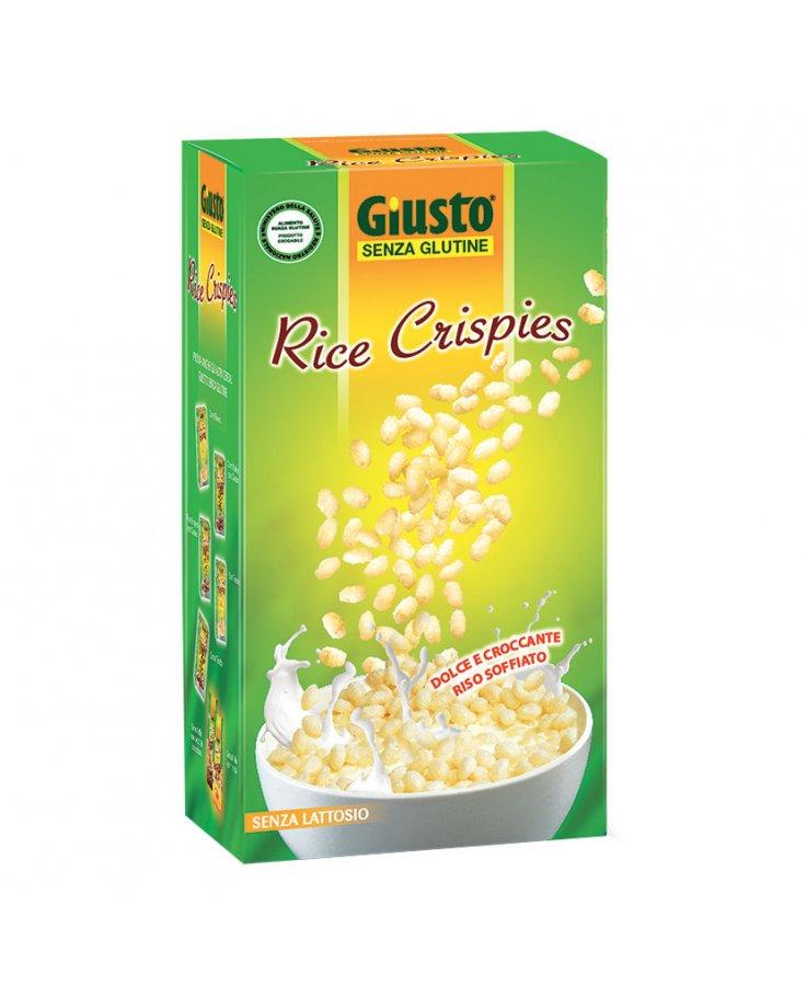 Giusto Senza Glutine Rice Crispies 250g