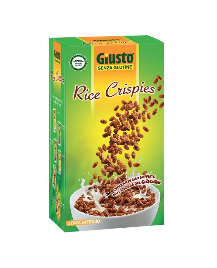Giusto Senza Glutine Rice Crispies Cacao