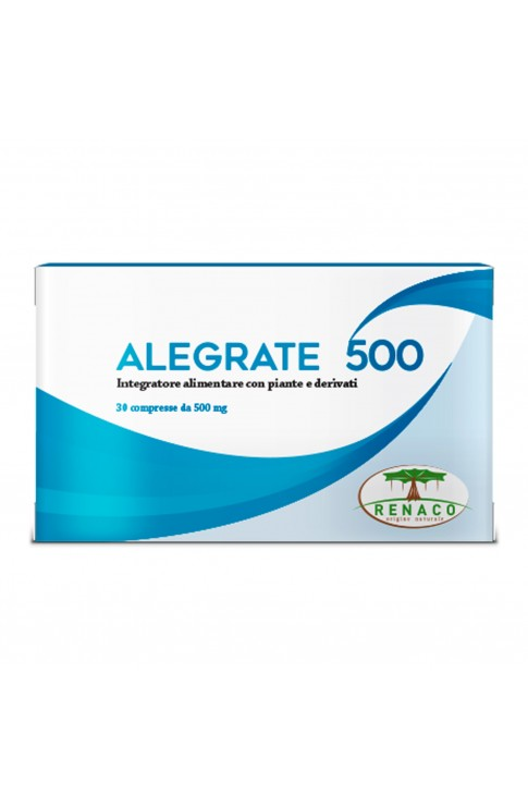 Alegrate 500 Integratore 30 Compresse