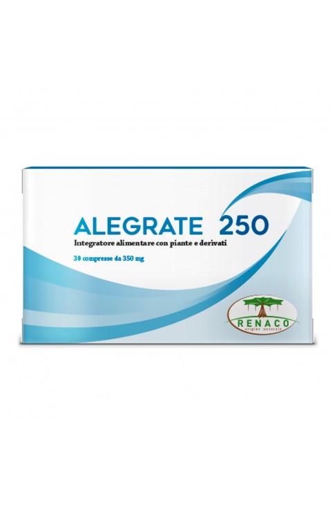 Alegrate 250 Integratore 30 Compresse