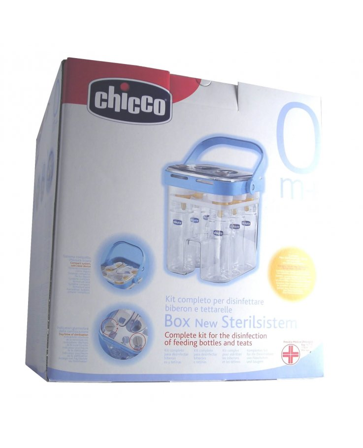 CHICCO Box 65212 New Steril Sistem