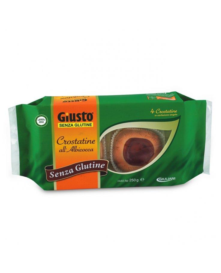 Giusto S/g Crostatine Albic250