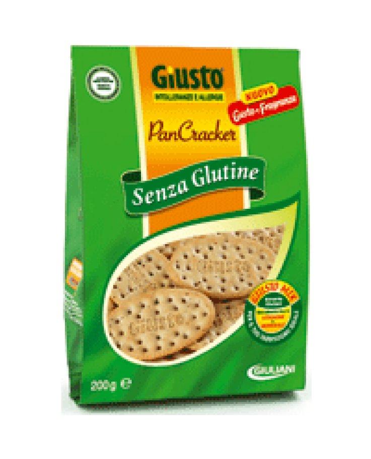 Giusto S/g Pan Cracker 200g