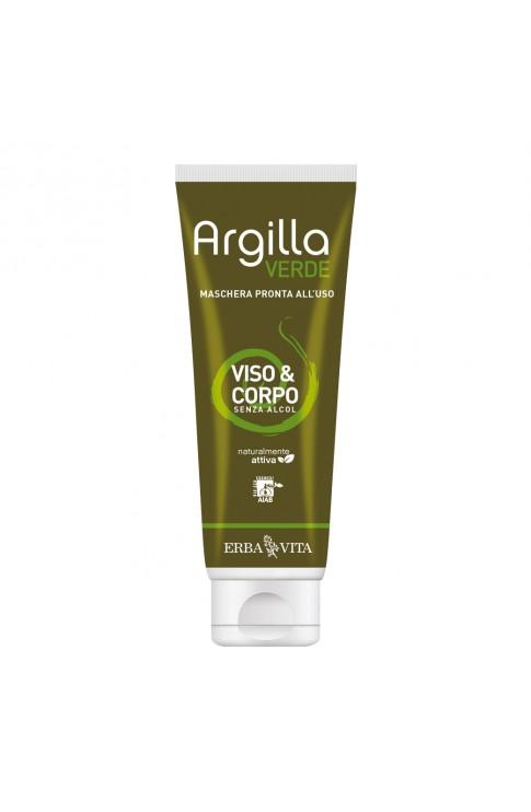 Argilla Verde Super Ventilata 300g Erbavita