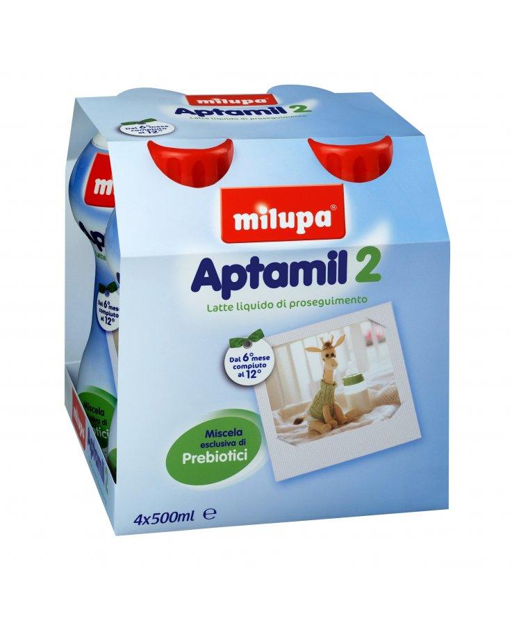 Aptamil 2 Latte 500ml 4pz