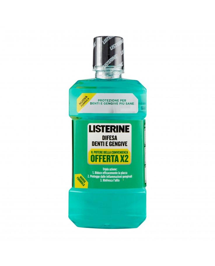 Listerine Difesa Den/gen Bipac