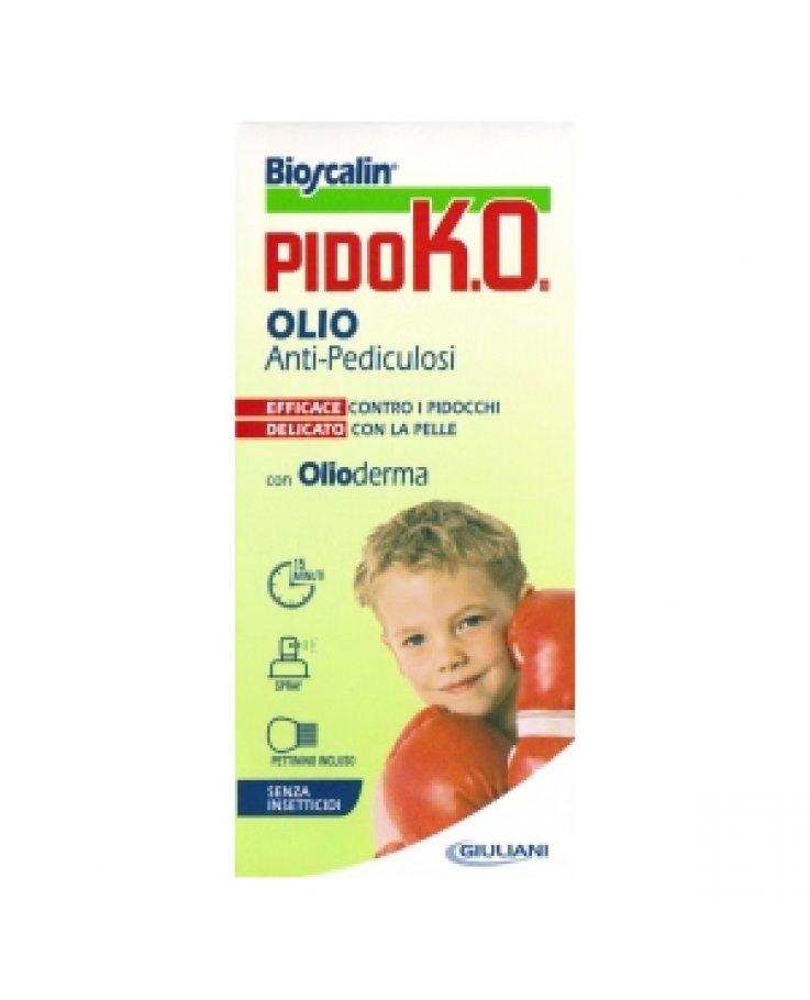 Bioscalin Olio A/pedu+pett 75
