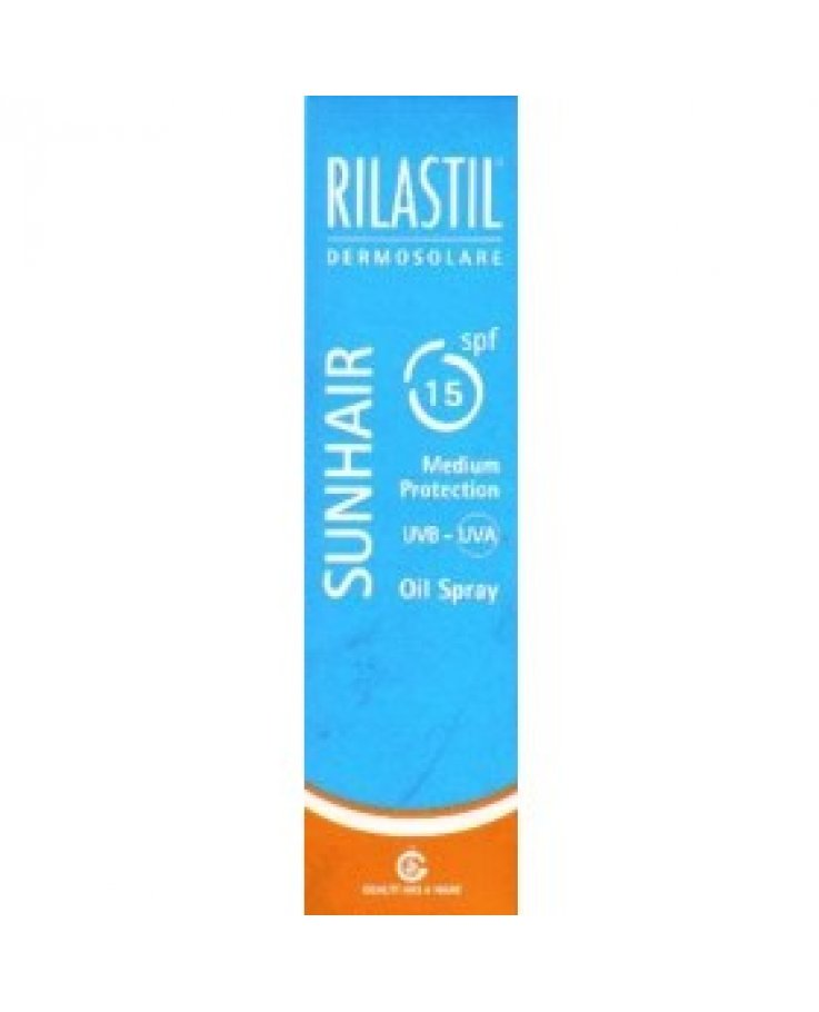 Rilastil Dermos Sunhair Spf15