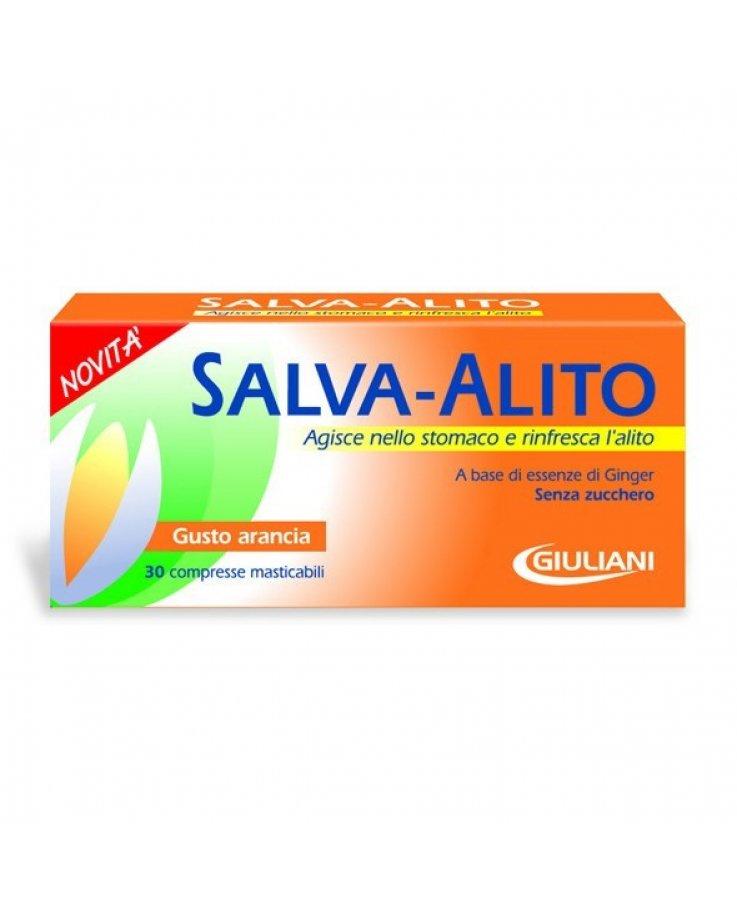Salva Alito Giuliani Ara 30 Compresse