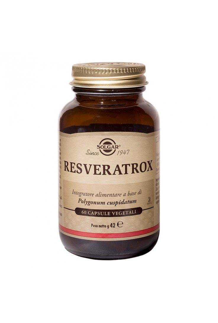 Solgar Resveratrox 60 capsule