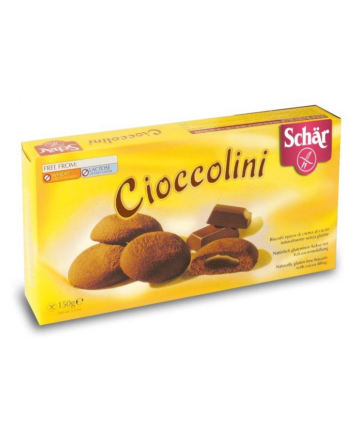 Bisc Schar Cioccolini 150g