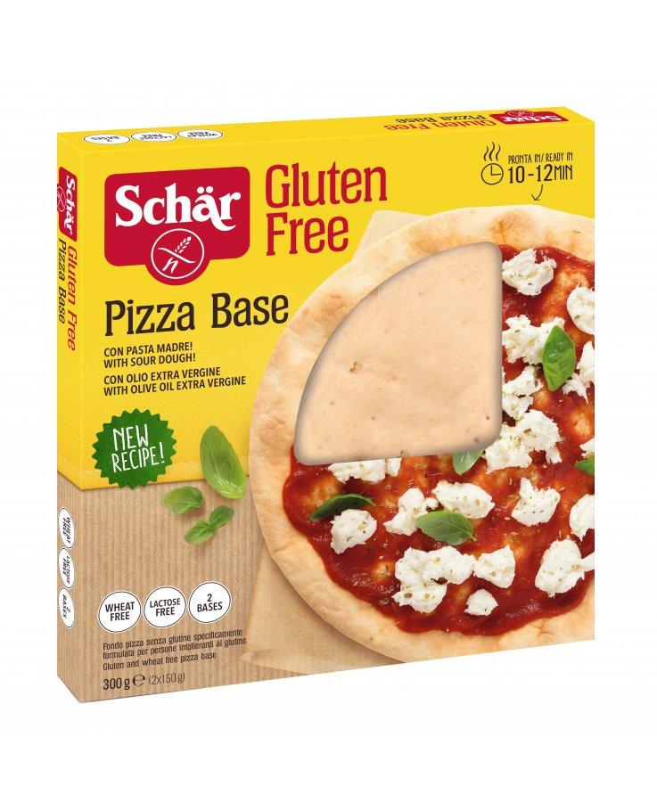 Schar Fondo Pizza 300g