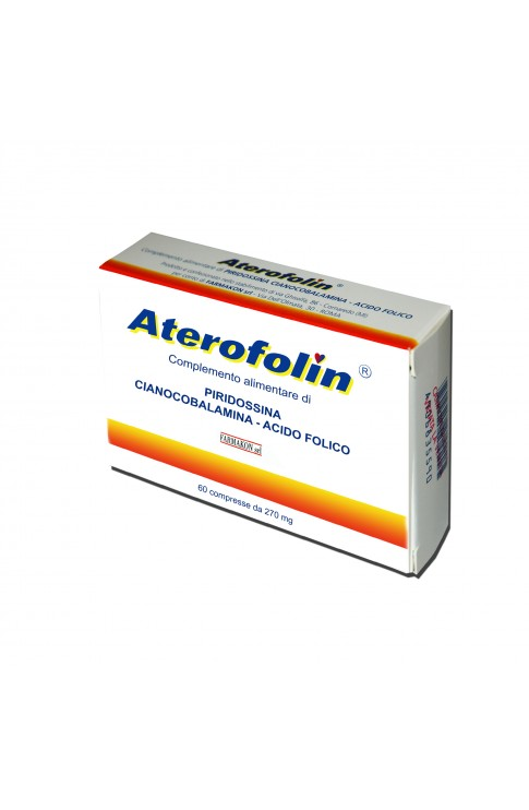 ATEROFOLIN 200mg 60 Cpr