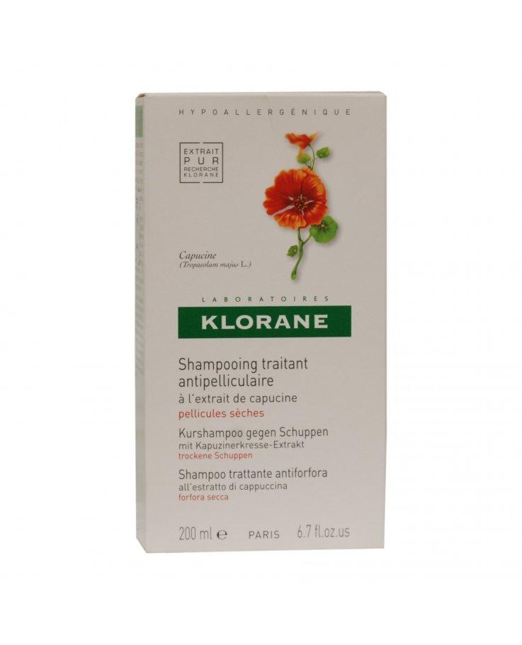 Klorane Sh Cappuccina 200ml
