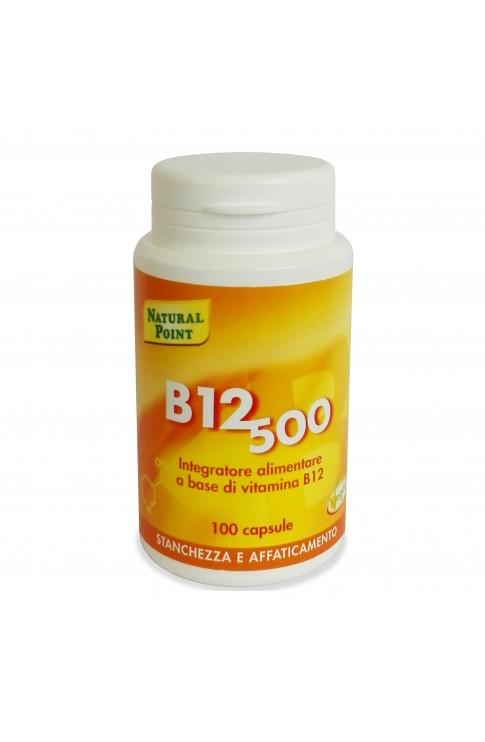 B12 Cianocobalamina 100 Capsule