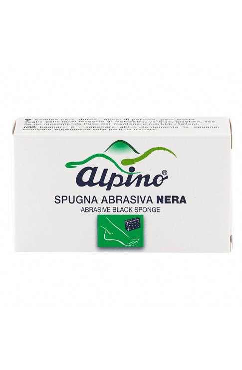 ALPINO SPUGNA NERA