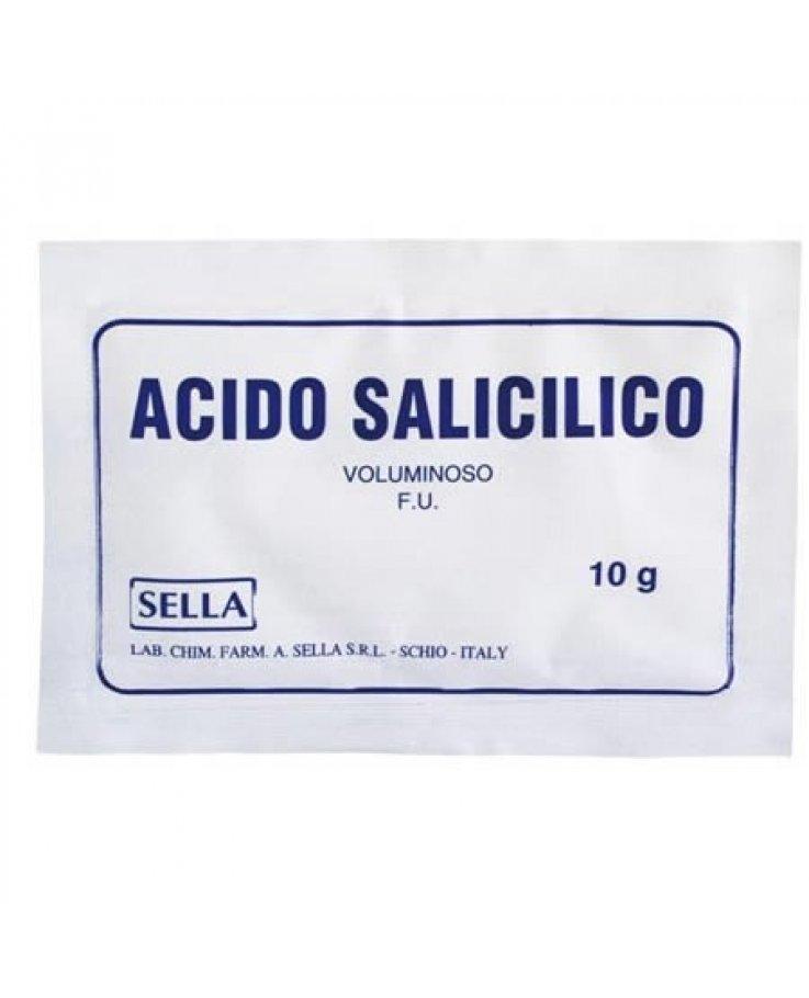 Acido Salicilico Bustine 10g