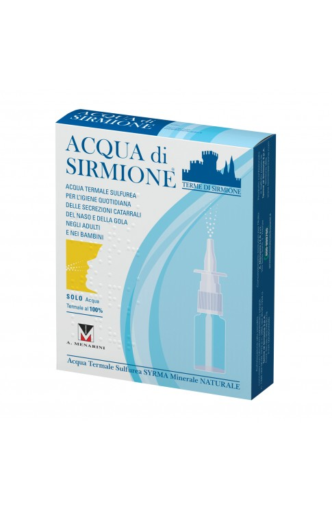 Acqua Di Sirmione 6 Flaconcini Da 15ml