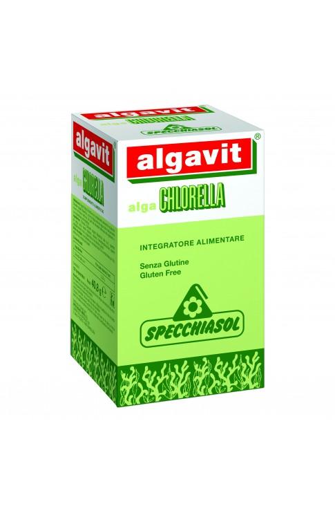 Algavit Chlorella 120 Tavolette