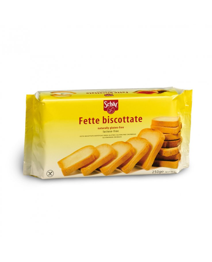 Schar Fette Bisc 250g