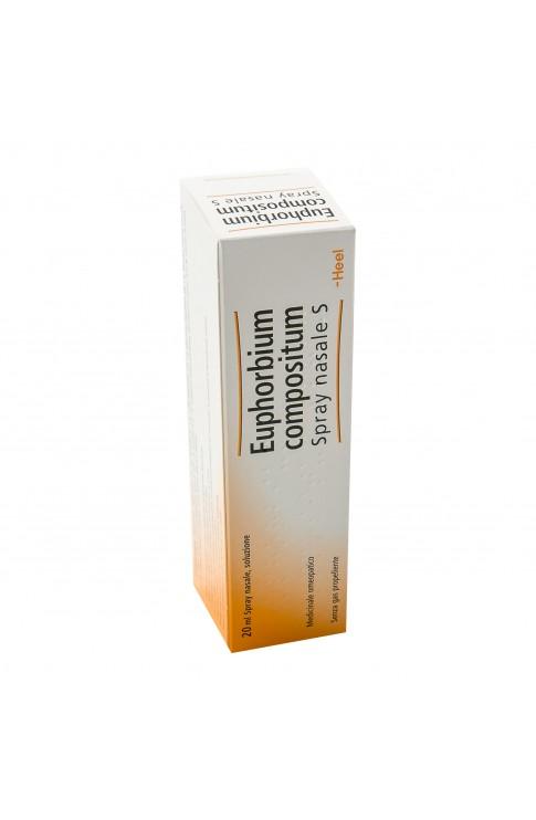 Euphorbium Compositum Spray Nasale 20ml