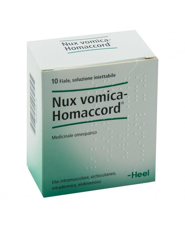 Nux Vomica Homaccord 10 Fiale Heel