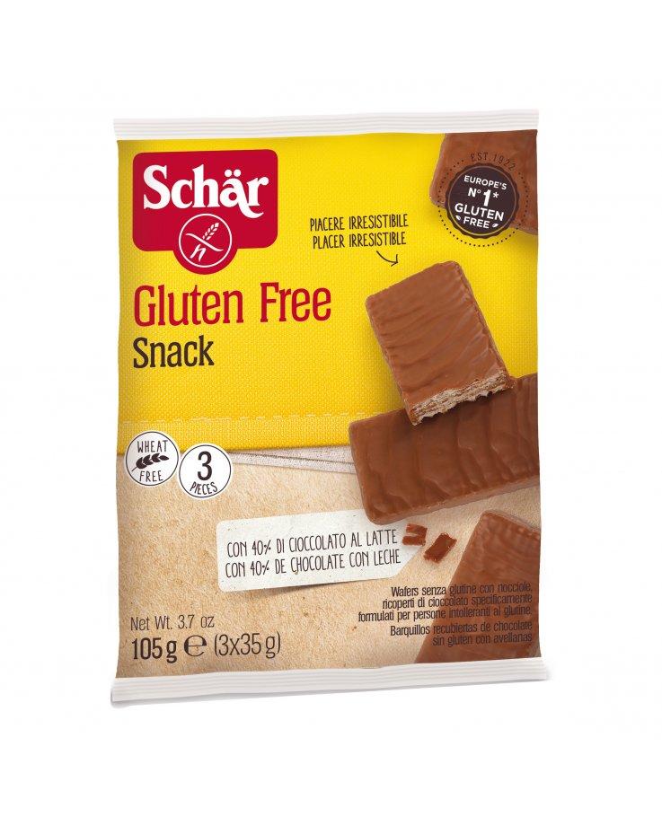 Schar Snack Nocciola 105g