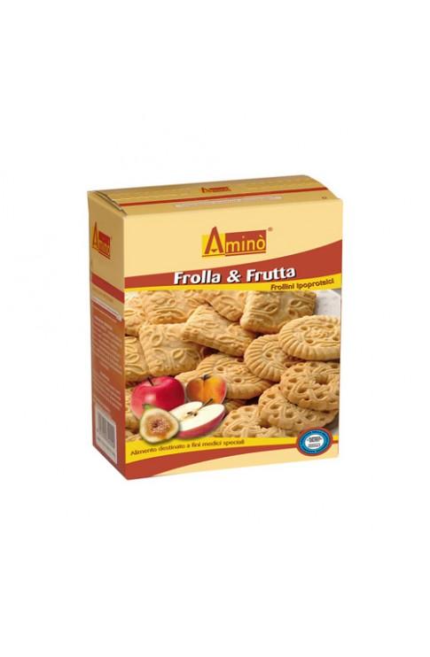 Aminò Aproteici Frolla & Frutta 200g