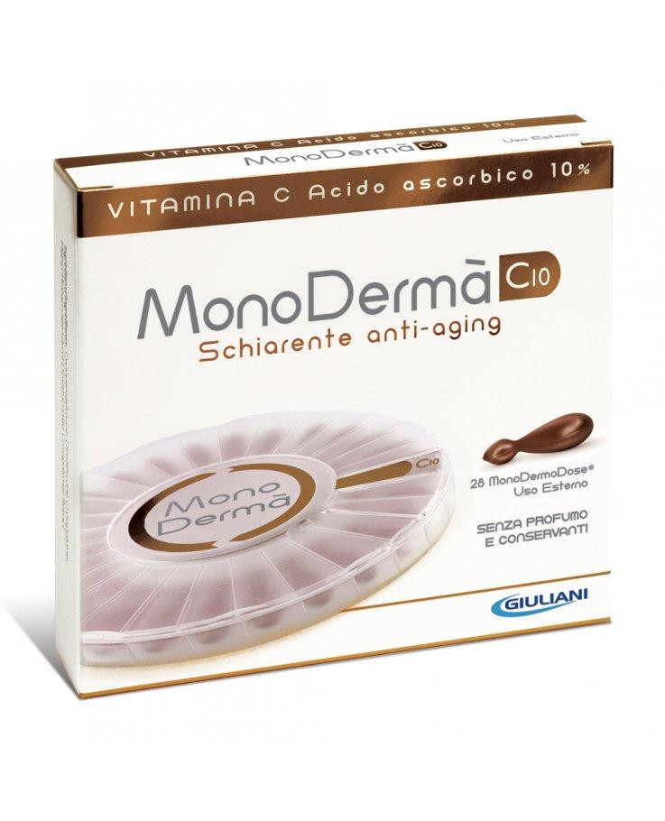 Monoderma C10 Gel Antiaging 30 Capsule Vegetali